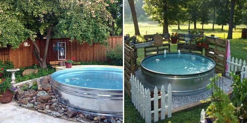 Stock Tank Pools Or \'Hillbilly Hot Tubs\' Are Becoming The Hottest ...