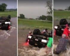 Tom Mitchell rescue texas tornado