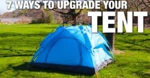 tent camping hacks