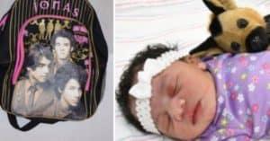 baby backpack arizona
