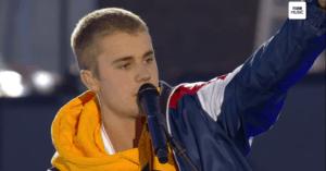 Justin Bieber One Love Manchester Concert