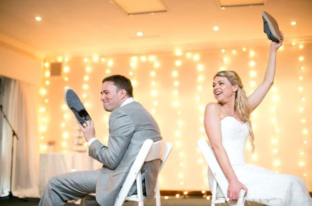 This Shoe Game Is One Game Every Couple Should Play On Their Wedding Day O AwesomeJelly