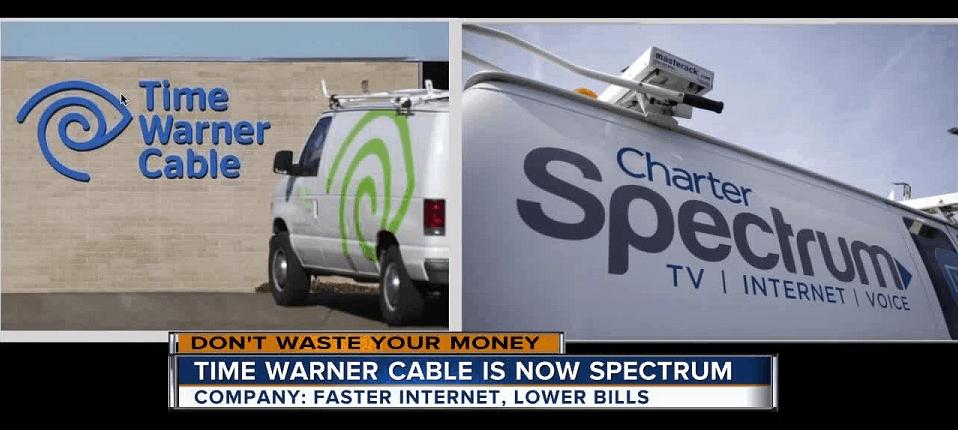 Time Warner Spektrum Rechnung bezahlen