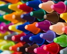 Crayola crayon color contest