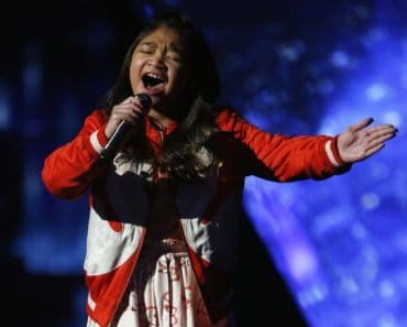 Angelica Hale clarity