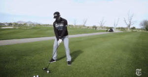 how to drive a golf ball far