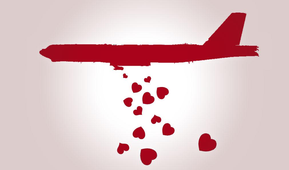 love bombing signs narcissist
