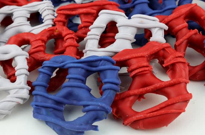 patriots pretzels