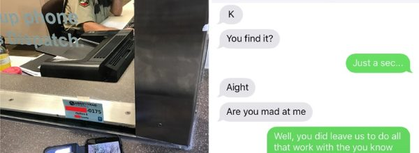 Big Brother Trolls iPhone Thief With Hilarious Far Fetched Tale, Then Gets Call From Police