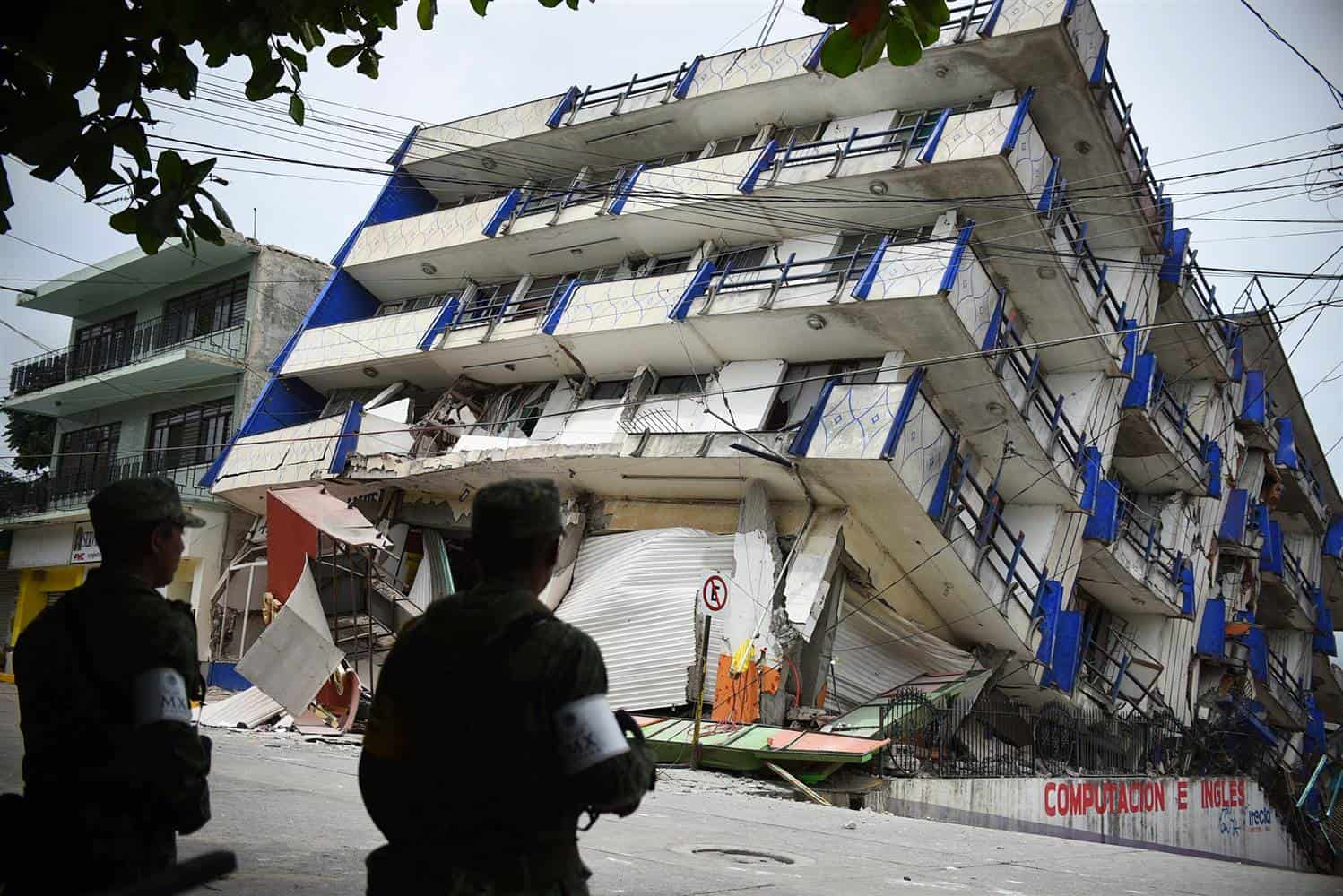earthquake building and greater death toll
