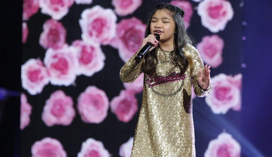 Angelica Hale America's Got Talent Finals Symphony