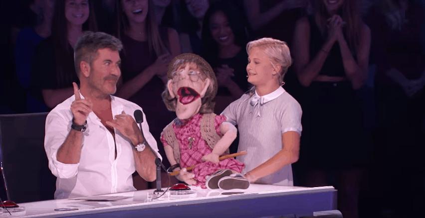 Darci Lynne Americas Got Talent Edna