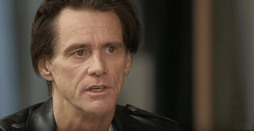 Jim Carey old me gone