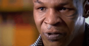 Mike Tyson Scary Interview
