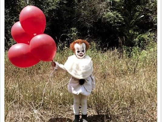 pennywise clown IT