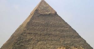 Great Pyramid mystery solved