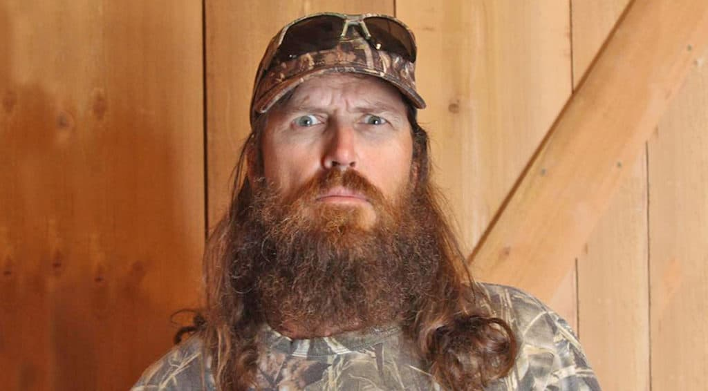before - Jase Robertson Halloween Costume