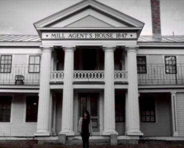 Mills Agent House Vassalboro Maine Haunted