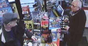polite robbery
