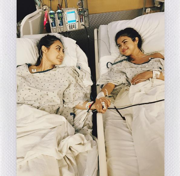 selena gomez kidney transplant