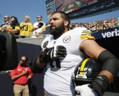 Alejandro Villanueva National Anthem