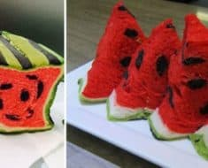 watermelon bread recipe