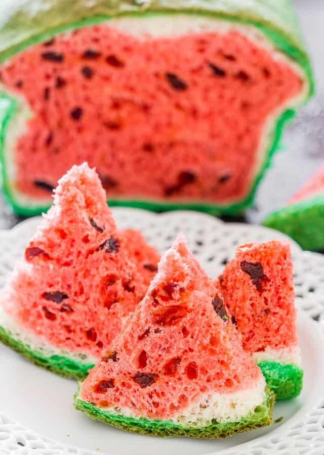 watermelon raisin bread recipe