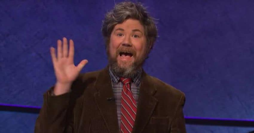 austin rogers jeopardy Contestant