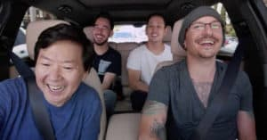 Chester Bennington Carpool Karaoke Linkin Park