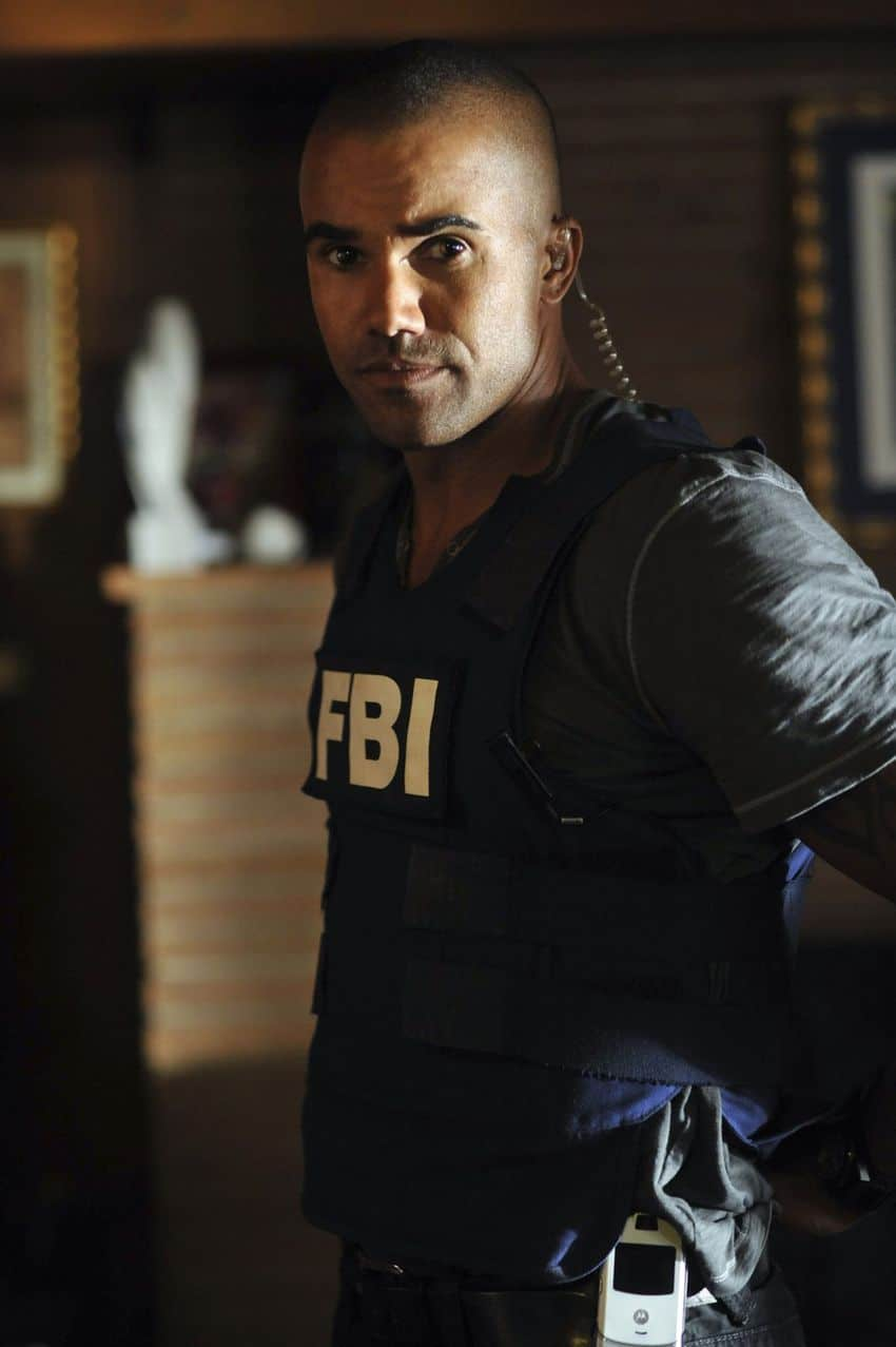 Shemar moore is returning to criminal minds and explains for Shemar moore tattoos