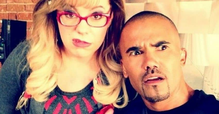 Shemar Moore Criminal Minds Baby Girl Meaning