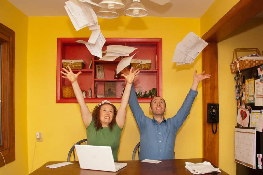 debt free money saving tips