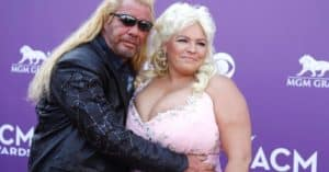 dog bounty hunter beth cancer