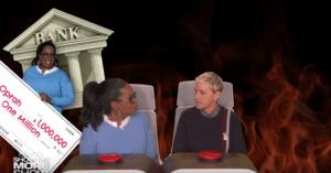 Oprah Ellen Show Me More