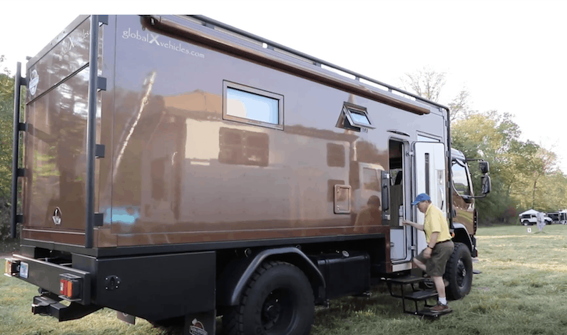 Global Expedition Patagonia RV