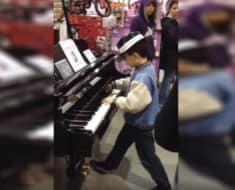 Jake Clayton Costco Piano