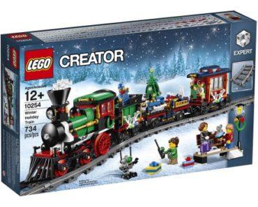 LEGO Christmas Train Set