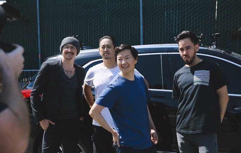 Chester Bennington Carpool Karaoke Linkin Park