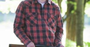 senior photo shotgun