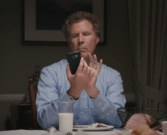 will ferrell psa cellphone