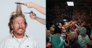 Fixer Upper Star Chip Gaines Shaves His It All Off For Charity