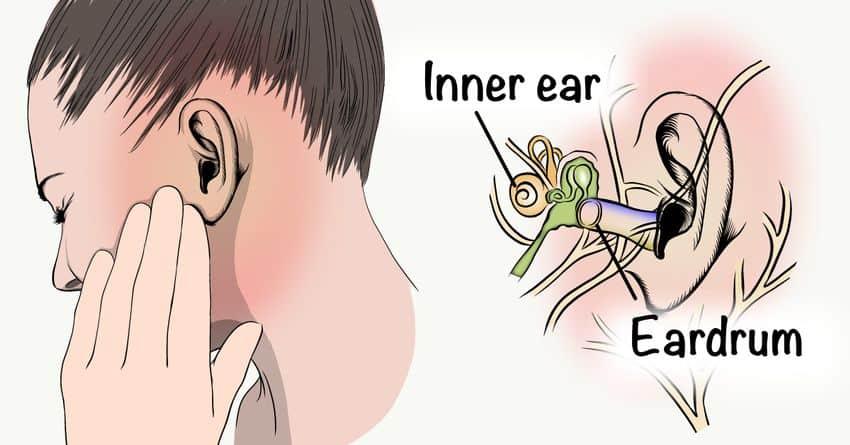 ringing ears wax blockage