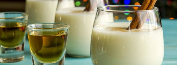 How To Make The Ultimate Eggnog Mixed Drink!