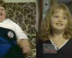 fattest kid Jessica loses weight