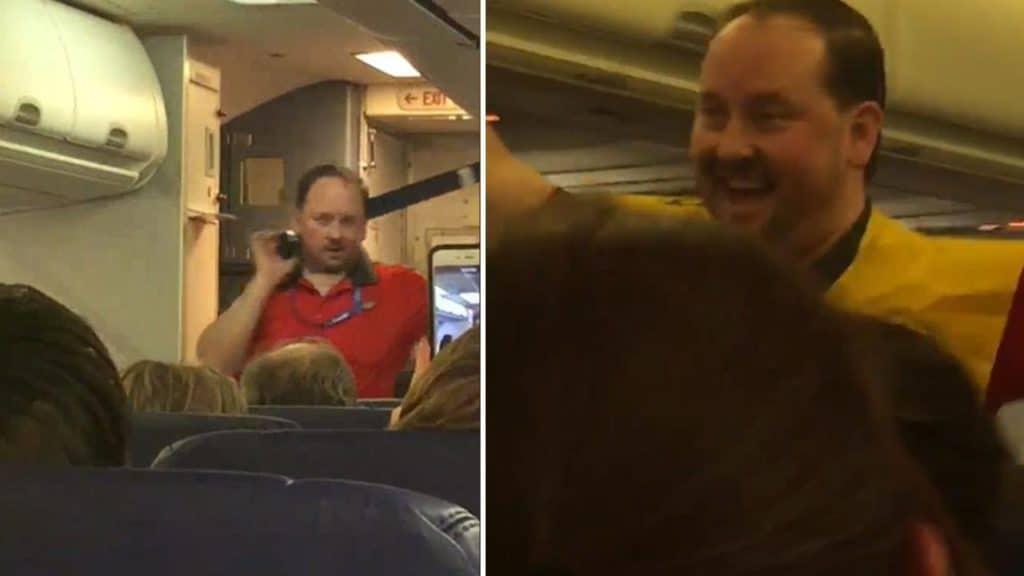 flight attendant sexy instructions