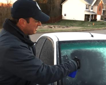 diy frost mixture