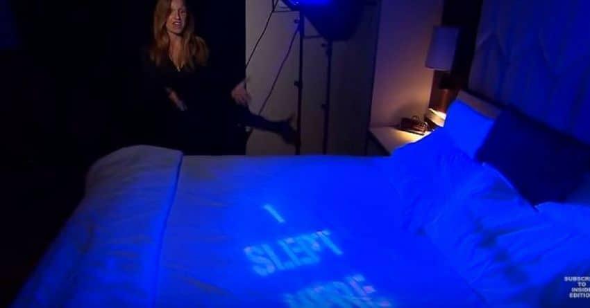 hotels change bedsheets