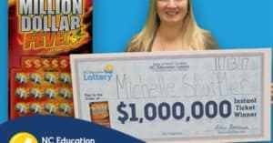 wins lottery twice one day