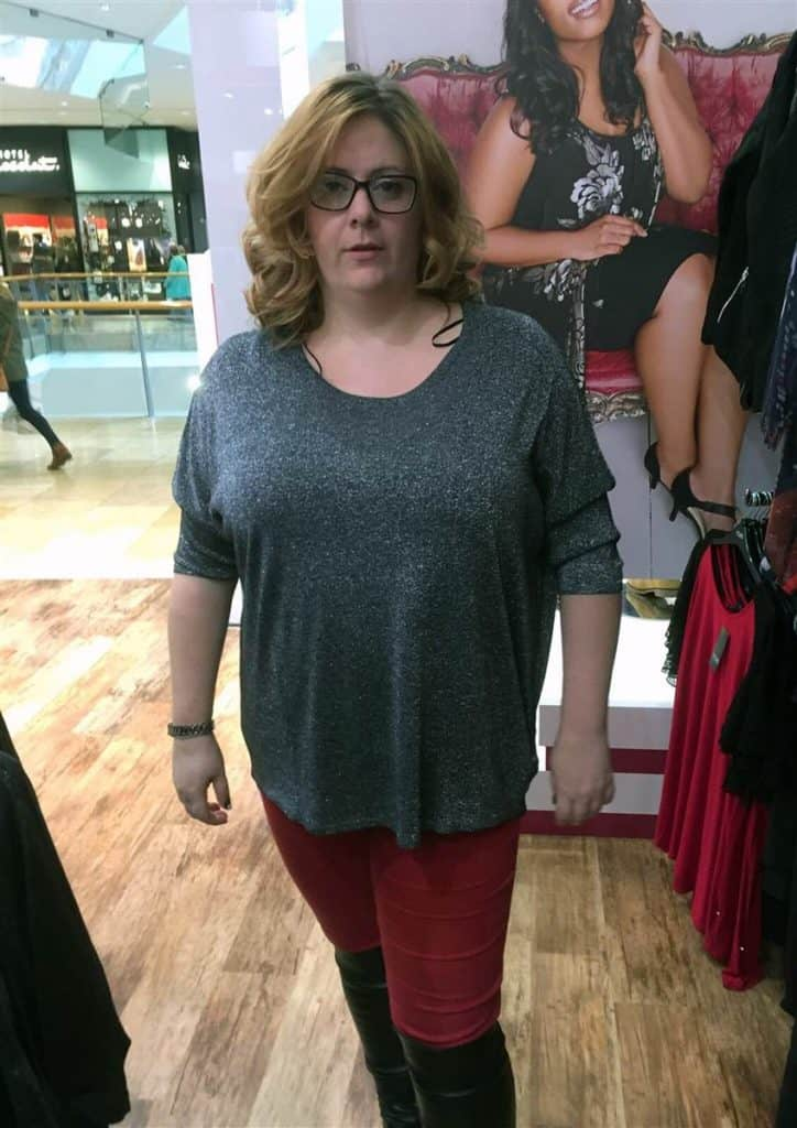 mom loses 100 pounds