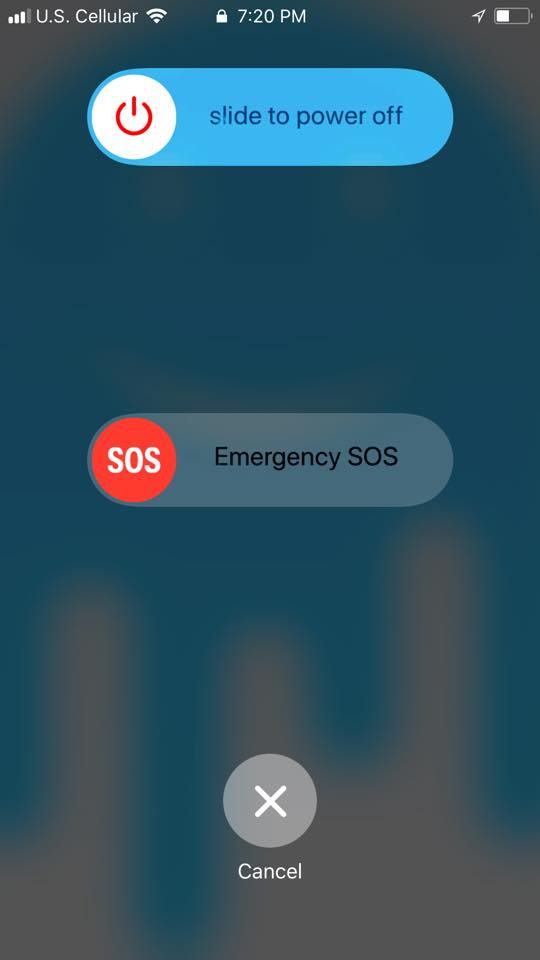 How To Use Emergency SOS iPhone